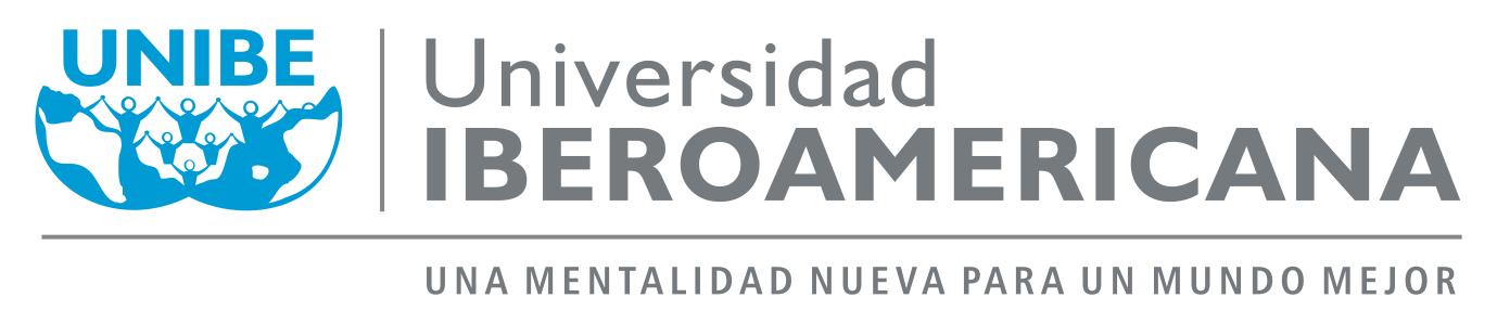 imagotipo universidad iberoamericana unibe paraguay
